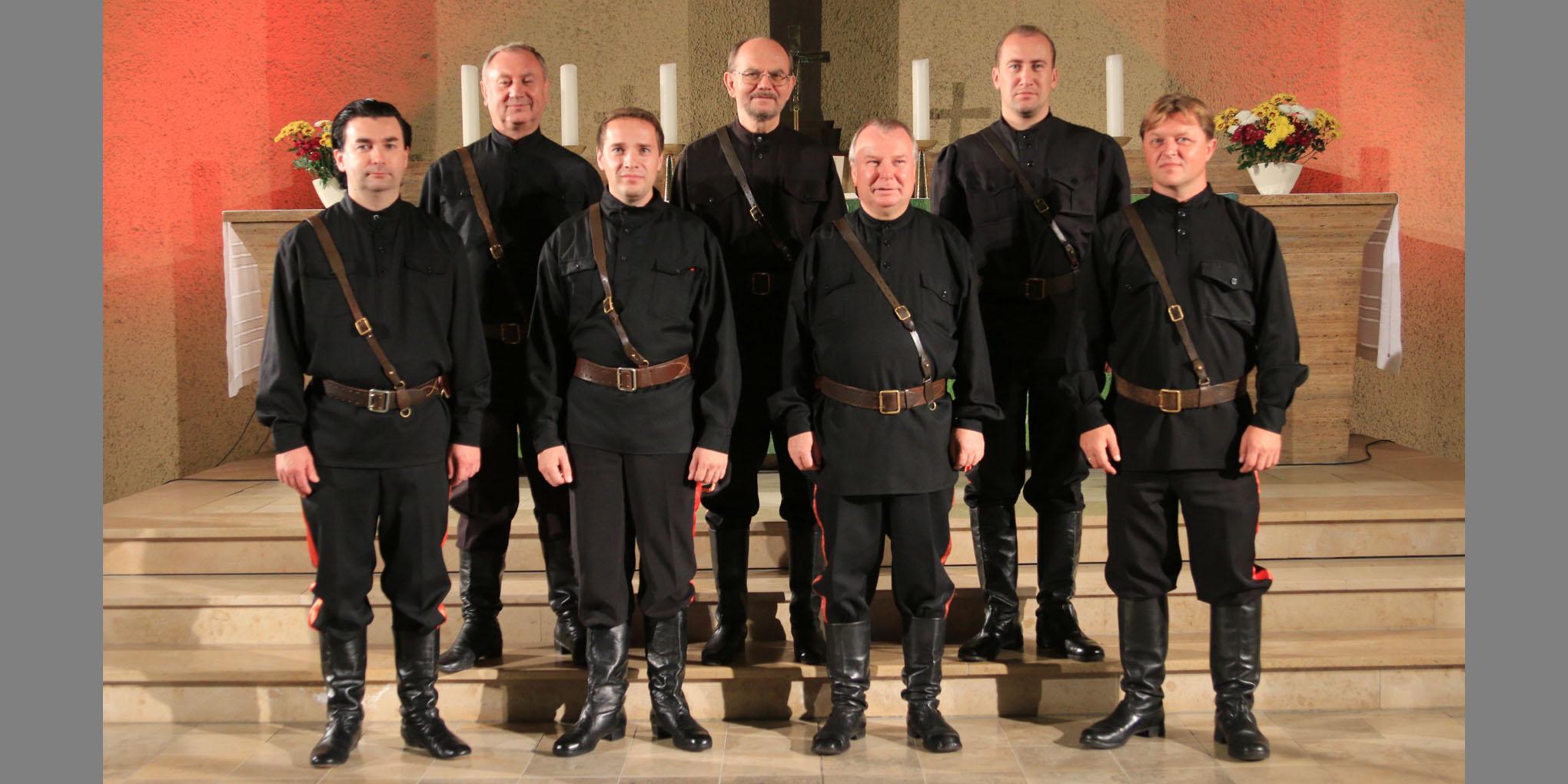 Don-Kosaken-Chor in Stetten