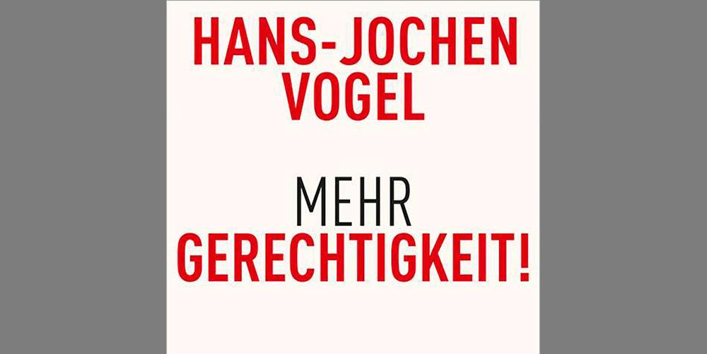 """Hans-Jochen Vogels letzter Kampf"""
